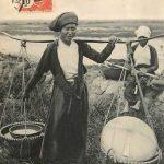 Yếm xưa trong bưu ảnh của Pierre Dieulefils