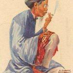 Các tác phẩm của A. Joyeux và M. Salgé trên bưu ảnh
