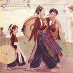 Các tác phẩm của A. Joyeux và M. Salgé trên bưu ảnh (tiếp theo)