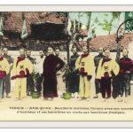 Bưu ảnh tô mầu – Hoạt động quân sự