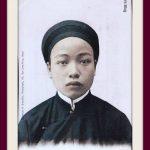 Bưu ảnh tô mầu – Chân dung & Nhân vật (1)