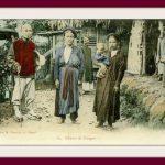 Bưu ảnh tô mầu – Chân dung & Nhân vật (2)