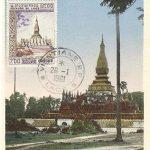 Đất nước Lào qua bưu ảnh Võ An NInh