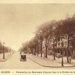 Sài Gòn xưa – Thương xá Tax