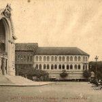 Sài Gòn xưa – Cafe de la Terrase và cửa hàng Noveautes Catinat