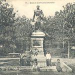 Sài Gòn xưa – Tượng Francis Garnier