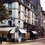 Những bức ảnh màu 100 tuổi về kinh thành Paris