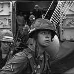 Những hình ảnh mới công bố về lính Mỹ ở Việt Nam năm 1965