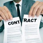 Không dễ hủy bỏ hợp đồng đã công chứng!