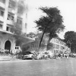 Sài Gòn xưa – Cafe de la Rotonde & khách sạn Majestic