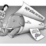 Hợp đồng thuê nhà không công chứng: Coi chừng rắc rối