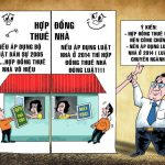 Cần công chứng hợp đồng thuê nhà để tránh rủi ro