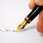 Một lá thư…