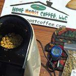 Rang cà phê để xuất khẩu