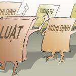 Văn bảo pháp luật liên quan