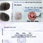 Mẫu thẻ căn cước công dân mới từ tháng 10