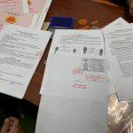Giả công chứng viên công chứng giấy tờ dỏm